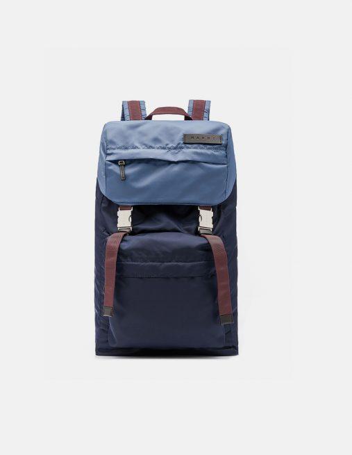 Kcoloured Nylon Backpack