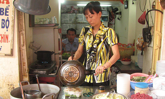 What is the difference from hanoi and saigon
